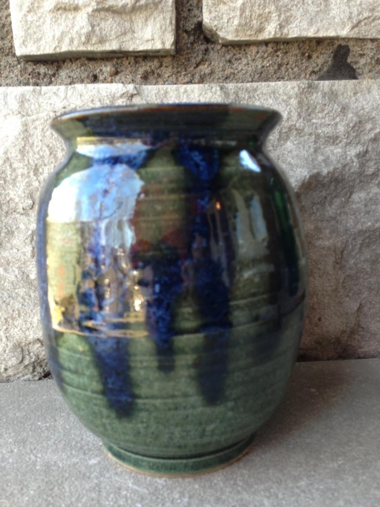 Vase, Carondelet Pottery